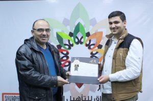 محمد خير موصلي في دورة هندسة الصوت